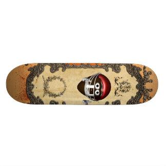 American football skate board