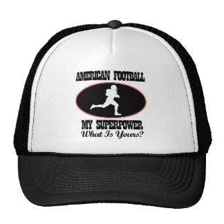 AMERICAN FOOTBALL sports designs Hat