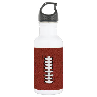 American Football Sports Water Bottle Personalized