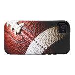 American Football Vibe iPhone 4 Carcasa