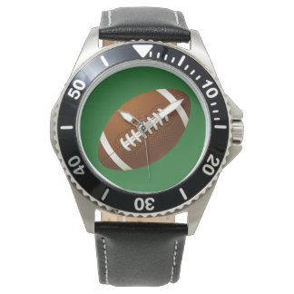 American Football Wristwatch