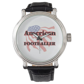 American Footballer Watches