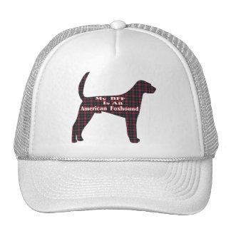 American Foxhound BFF Hat