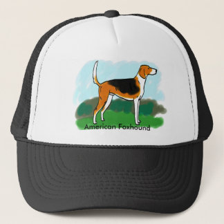 American Foxhound hat