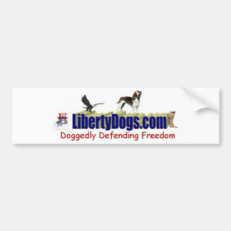 American Foxhound Treasures Bumper Sticker