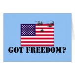 American freedom card