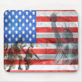 American Freedom Mouse Mat