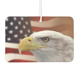American Freedom Symbols Air Freshner