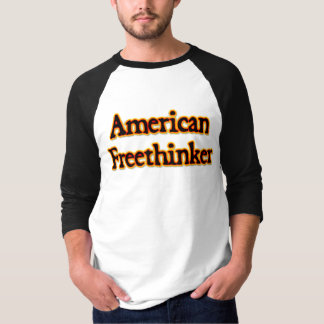 American Freethinker Fire T-Shirt