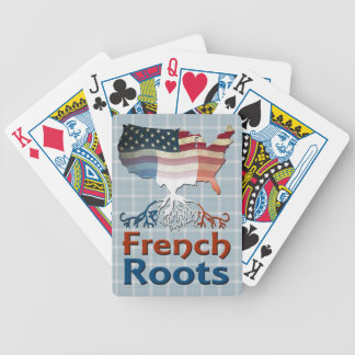 American French Roots Card Deck
