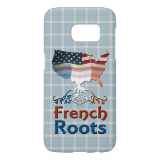 American French Roots Phone Case