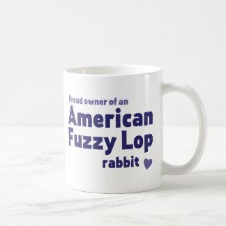 American Fuzzy Lop rabbit Coffee Mug