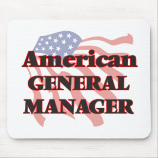 American General Manager Mouse Pad