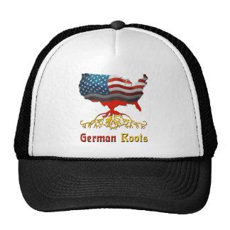 American German Roots Hat