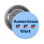 American Girl Badge