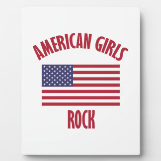American girls DESIGNS Photo Plaques