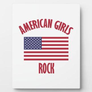 American girls DESIGNS Plaque