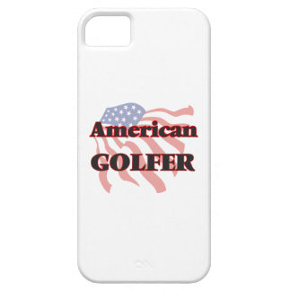 American Golfer Barely There iPhone 5 Case
