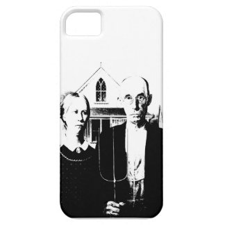 American Gothic Barely There iPhone 5 Case