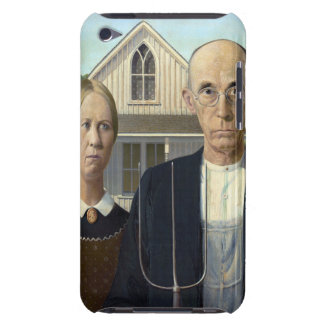 American Gothic Barely There iPod Case