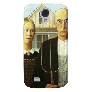 American Gothic Galaxy S4 Case
