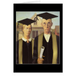 American Gothic Graduation