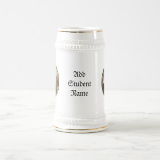 American Gothic Graduation Cameo 18 Oz Beer Stein