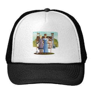 American Gothic Trucker Hats