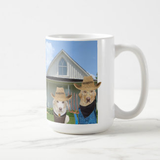 American Gothic Labs Coffee Mugs