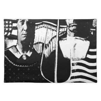 American Gothic Place Mats