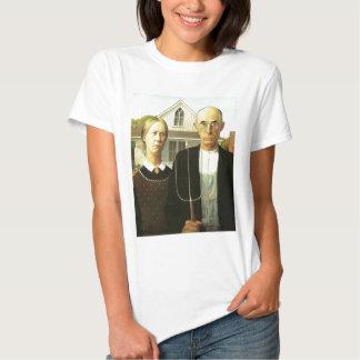 American Gothic Tee Shirt