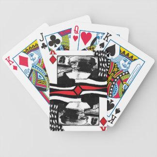 American Gothic-The King Of Diamonds Card Decks