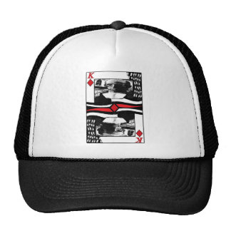 American Gothic-The King Of Diamonds. Trucker Hats