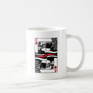 American Gothic-The King Of Diamonds. Coffee Mugs