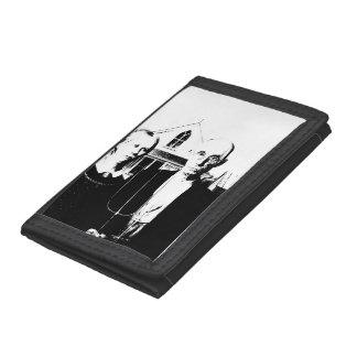 American Gothic Tri-fold Wallet