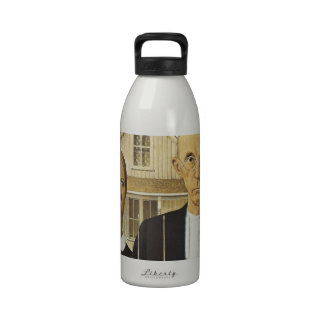 American Gothic Reusable Water Bottle