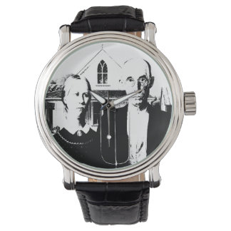 American Gothic Wristwatch