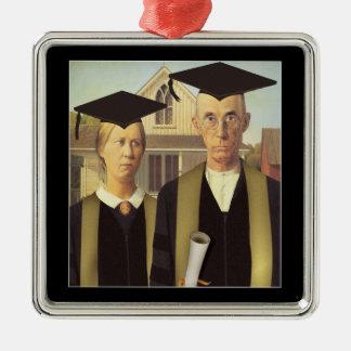 American Graduate Christmas Ornament
