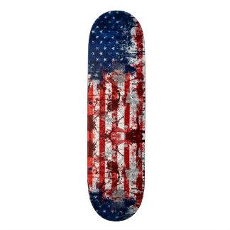 American Graffiti Grunge Custom Pro Park Board Skateboard