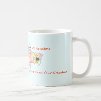 American Granny Looks Newer Than Your Grandma Mug