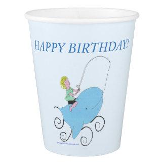 American Granny Tall Tales Paper Cups