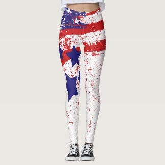 American Grunge Legging