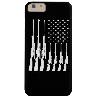 American Guns Barely There iPhone 6 Plus Case