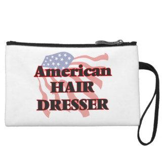 American Hair Dresser Wristlet Purses
