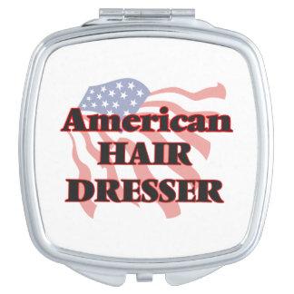 American Hair Dresser Travel Mirrors