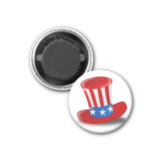 American Hat magnet