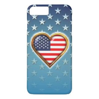 American Heart iPhone 7 Plus Case