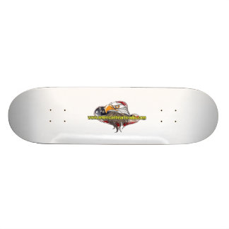 American Hearts Radio Skateboard