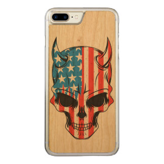 American Hellion Carved iPhone 8 Plus/7 Plus Case