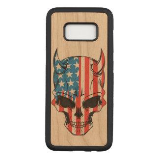 American Hellion Carved Samsung Galaxy S8 Case